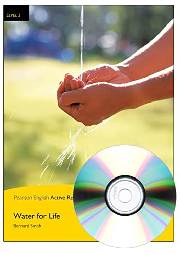 9781292121499: Water for Life, Level 2, Pearson English Active Readers (2nd Edition) (Pearson English Active Readers, Level 2)