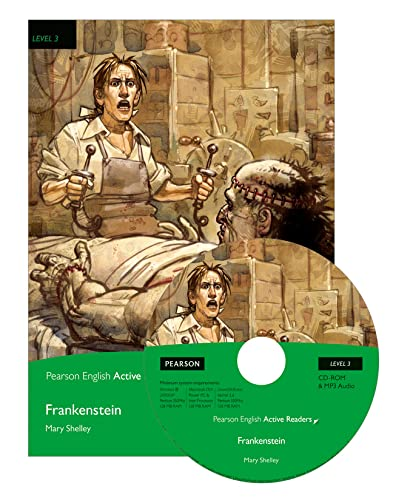 9781292121512: Level 3: Frankenstein Book and Multi-ROM with MP3 Pack [Lingua inglese]