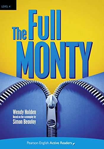 9781292121529: Level 4: The Full Monty Book and Multi-ROM with MP3 Pack (Pearson English Active Readers)