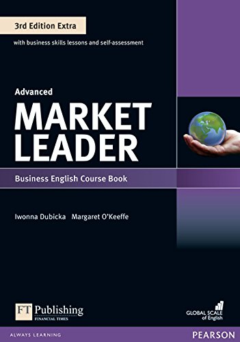 9781292124520: Market Leader 3rd Edition Extra Advanced Coursebook for DVD-ROM Pack