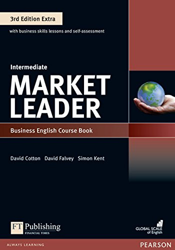9781292124629: Market Leader 3rd Edition Extra Intermediate Coursebook for DVD-ROM and MEL Pack