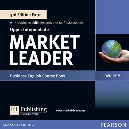 9781292124742: Market Leader 3rd Edition Extra Upper Intermediate DVD-ROM for Pack