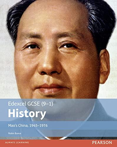 9781292127354: Edexcel GCSE (9-1) History Mao's China, 1945-1976: Student Book (Edexcel GCSE History (9-1))