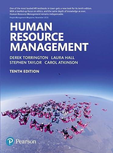 Torrington: Human Resource Management_p10: Hall, Laura, Atkinson,