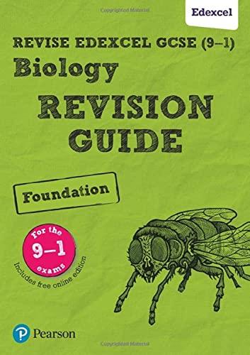 9781292131740: Revise Edexcel GCSE (9-1) Biology Foundation Revision Guide: (with free online edition) (Revise Edexcel GCSE Science 16)