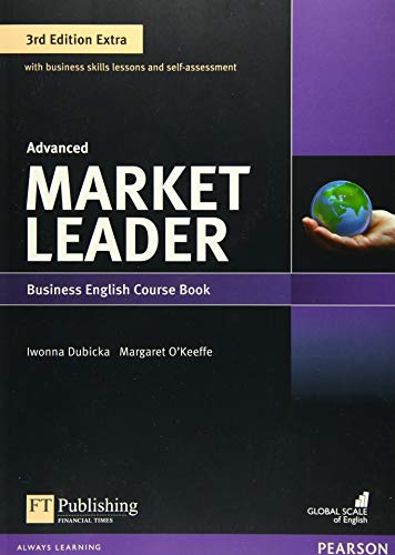 9781292135274: Market Leader Extra, Advanced Level Course Book with DVD-ROM (3rd Edition)