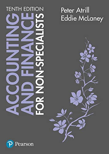 9781292135601: Accounting and Finance for Non-Specialists