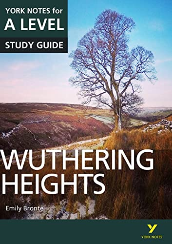 9781292138190: Wuthering Heights: York Notes for A-level