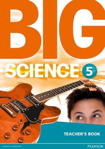 Big Science 5 Teacher s Book (Paperback)
