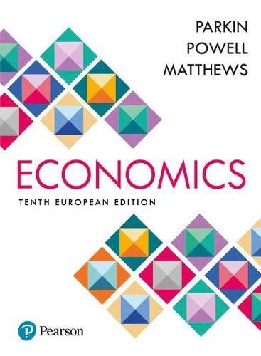 9781292147826: Economics: European Edition