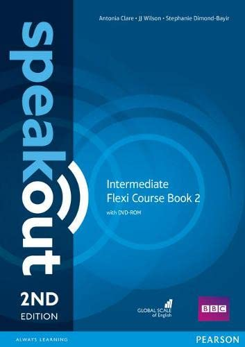9781292149325: Speakout. Intermediate. Student's book. Ediz. flexi. Per le Scuole superiori. Con espansione online: Speakout Intermediate Flexi Coursebook 2 Pack [Lingua inglese]