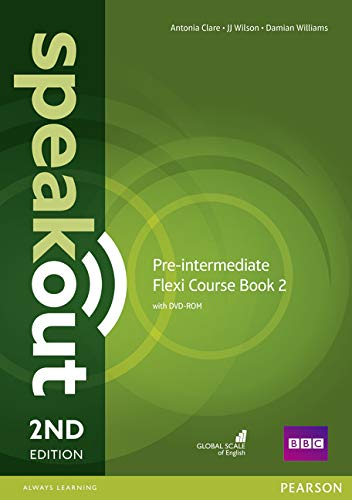 9781292149349: Speakout. Pre-intermediate. Student's book. Ediz. flexi. Per le Scuole superiori. Con espansione online: Speakout Pre-Intermediate 2nd Edition Flexi Coursebook 2 Pack [Lingua inglese]