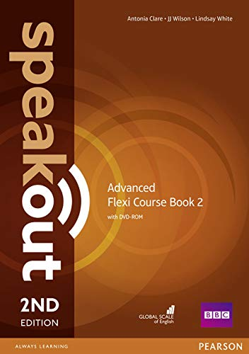 9781292149363: Speakout. Advanced. Student's book. Ediz. flexi. Per le Scuole superiori. Con espansione online: Speakout Advanced 2nd Edition Flexi Coursebook 2