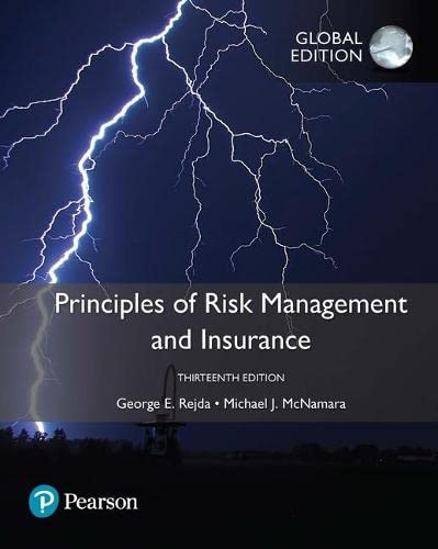 9781292151038: Principles of Risk Management and Insurance, Global Edition