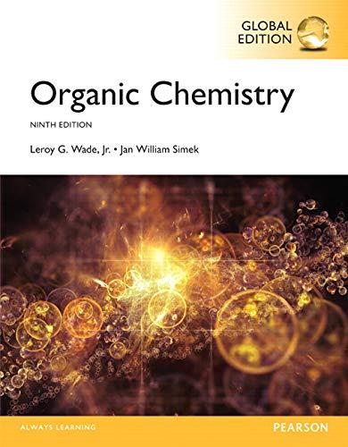 9781292151106: Organic Chemistry, Global Edition