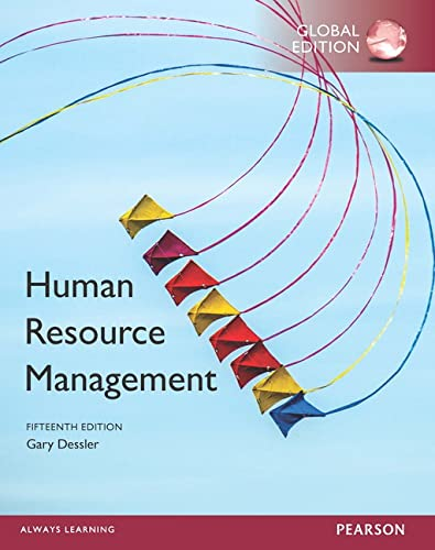 9781292152103: Human Resource Management, Global Edition