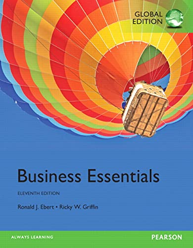 9781292152240: Business Essentials, Global Edition