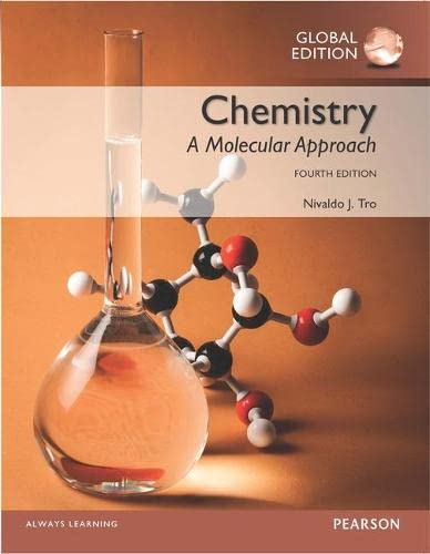 9781292152387: Chemistry: A Molecular Approach, Global Edition