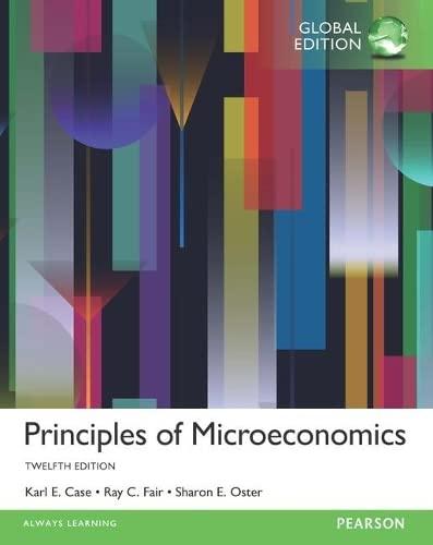9781292152691: Principles of Microeconomics, Global Edition