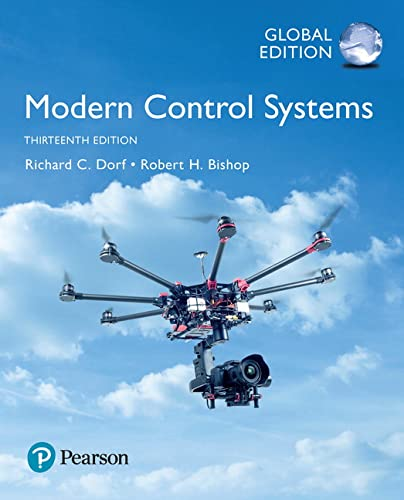 9781292152974: Modern Control Systems, Global Edition