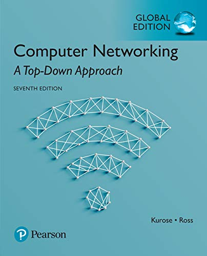 9781292153599: Computer Networking: A Top-Down Approach, Global Edition