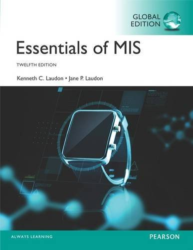 9781292153773: Essentials of MIS, Global Edition