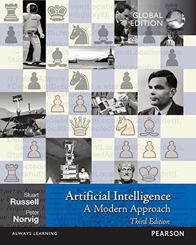 9781292153964: Artificial Intelligence: A Modern Approach, Global Edition