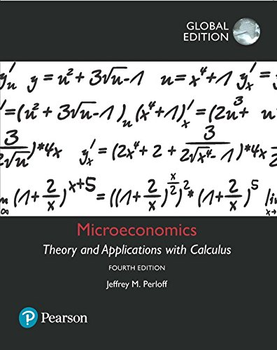 9781292154459: Microeconomics: Theory and Applications with Calculus, Global Edition