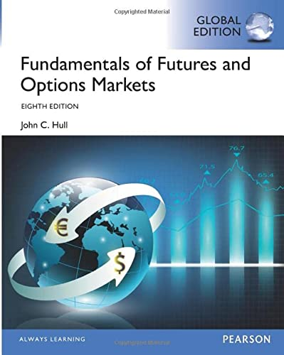 9781292155036: Fundamentals of Futures and Options Markets, Global Edition