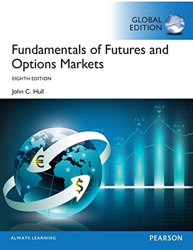 9781292155036: Fundamentals of Futures and Options Markets