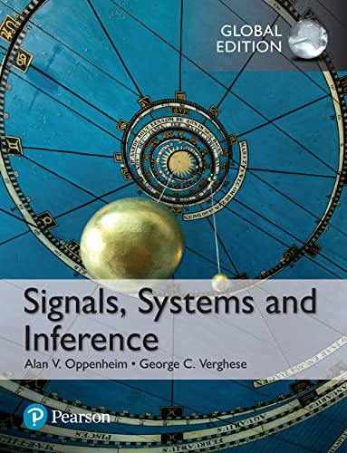 9781292156200: Signals, Systems and Inference, Global Edition