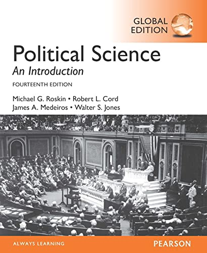 9781292156248: Political Science: An Introduction, Global Edition