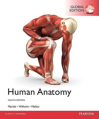 9781292156798: Human Anatomy, Global Edition