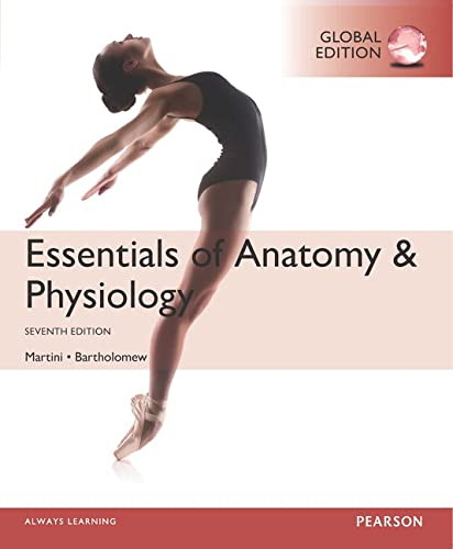 9781292156934: Essentials of Anatomy & Physiology (7th Edition ...