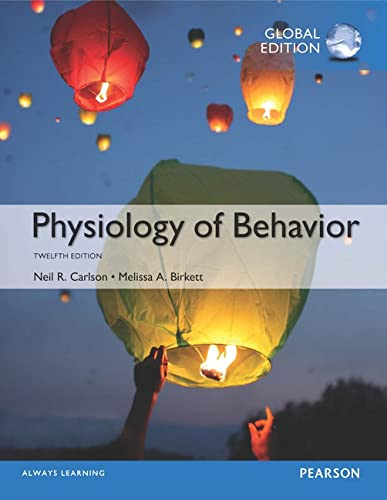 9781292158105: Physiology of Behavior, Global Edition