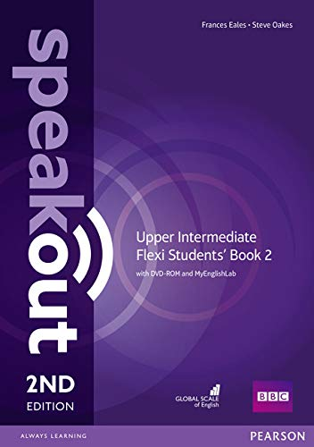 9781292161037: Speakout. Upper intermediate. Student's book. Ediz. flexi. Per le Scuole superiori. Con 2 espansioni online