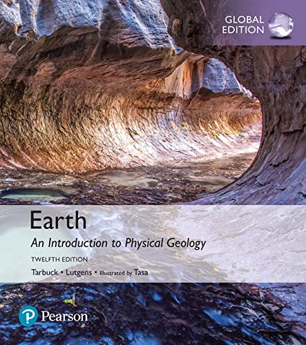 9781292161839: Earth: An Introduction to Physical Geology, Global Edition