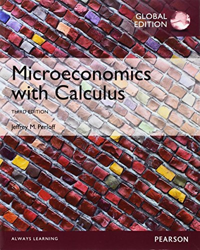 9781292163369: Microeconomics with Calculus plus MyEconLab with Pearson eText, Global Edition