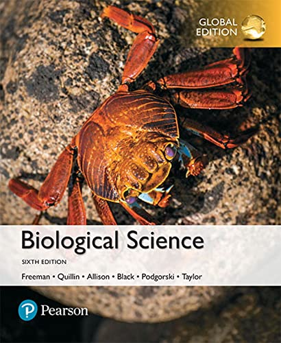 Biological Science, Global Edition (Paperback): Kim Quillin, Greg