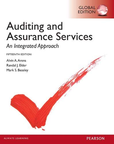 9781292166025: Auditing and Assurance Services plus MyAccountingLab with Pearson eText, Global Edition