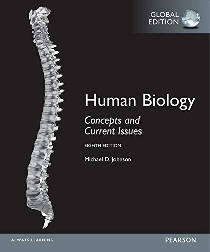 9781292166278: Human Biology: Concepts and Current Issues, Global Edition