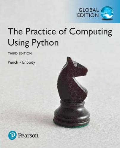 9781292166728: The Practice of Computing Using Python plus MyProgrammingLab with Pearson eText, Global Edition