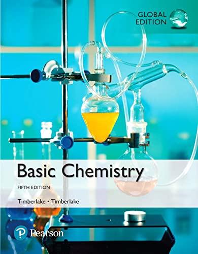 9781292170244: Basic Chemistry, Global Edition