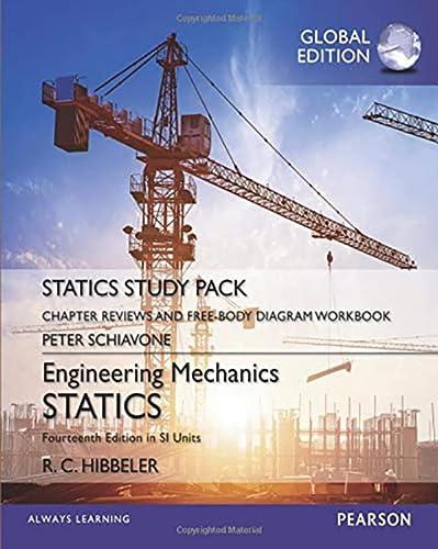 Engineering Mechanics Statics Si Pack