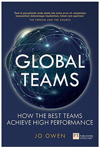 9781292171913: Global Teams: How the best teams achieve high performance