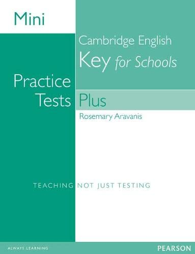9781292174037: Mini Practice Tests Plus: Cambridge English Key for Schools (Exam Skills)