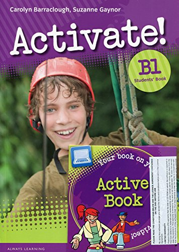 9781292178967: Activate! B1 Student's Book & Active Book Pack