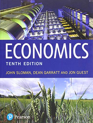 9781292187938: Economics + MyEconLab Pack