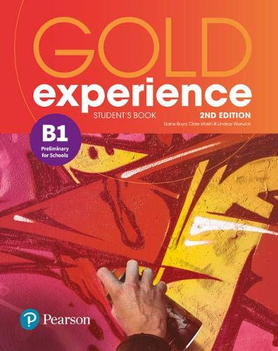 9781292194530: Gold Experience 2nd Edition B1 Student's Book