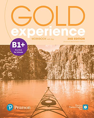 9781292194776: Gold Experience 2nd Edition B1+ Workbook